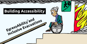 EgressAbility and Inclusive Evacuations