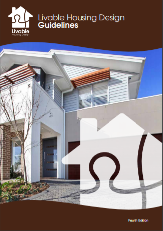 Livable Housing Design Guidelines Edn 4 Cover image